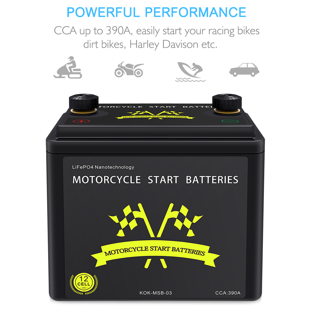 powersports batteries 12v