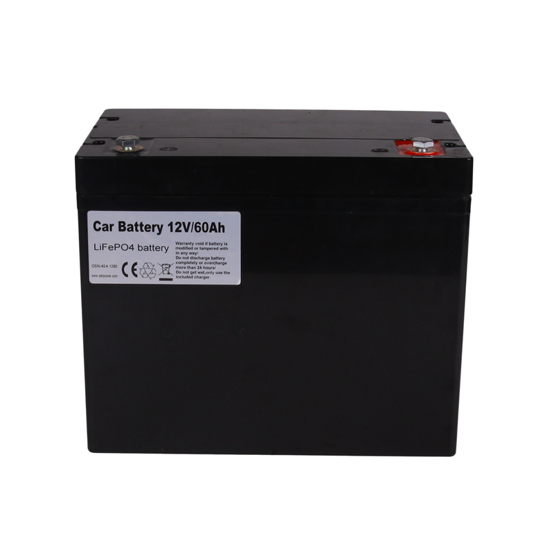lifepo4 car starting battery lithium