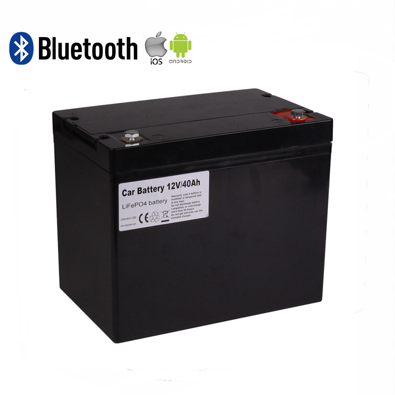 off-road vehicle Battery