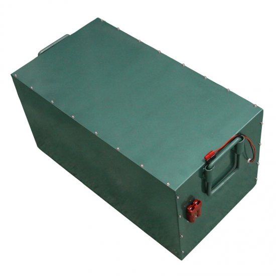 LiFePO4 batteries for Electric Sanitation truck