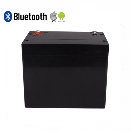 12V 60AH LITHIUM ION BATTERY