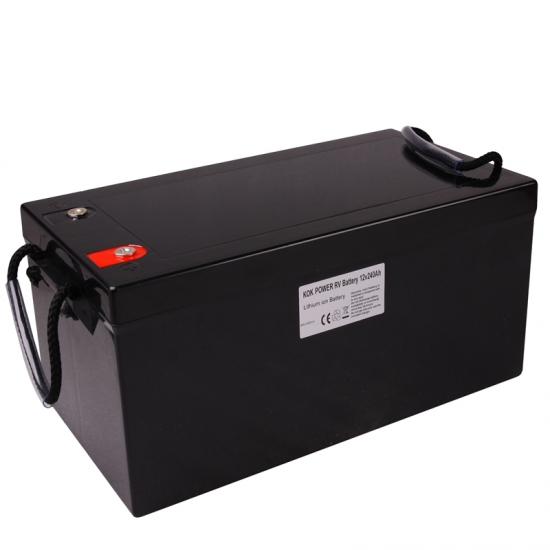 LiFePO4  RV/LEV Batteries
