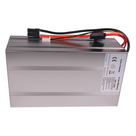 KOK power scooter battery factory price 60v 20ah lithium battery pack