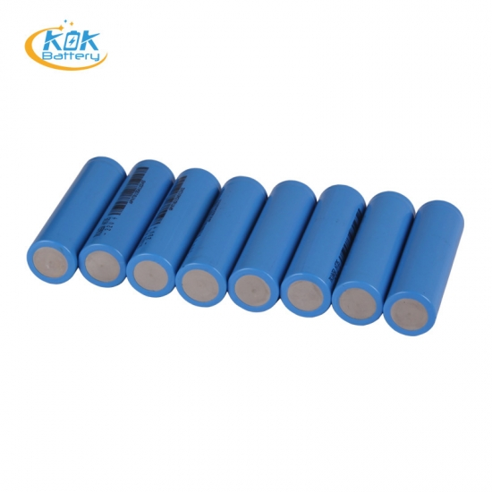LTO Cylindrical 18650 Fast Charge Lithium Battery