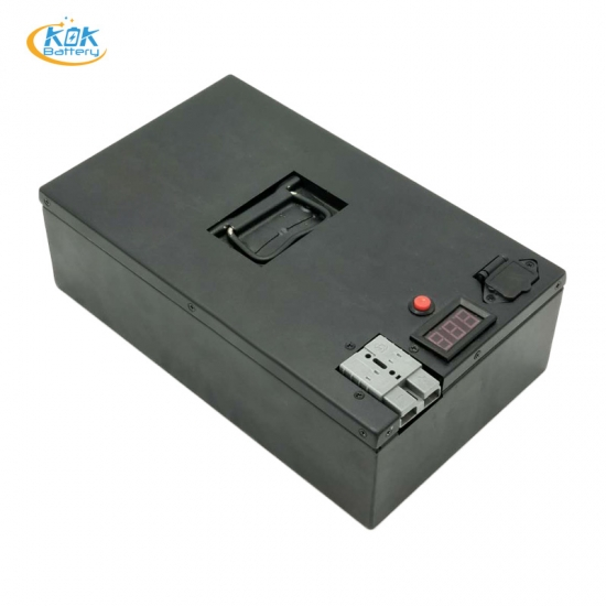 Buy Factory Price KOK POWER 24v 189 Lipo ESS Battery Pack Solar Storage Battery 378Ah 400Ah