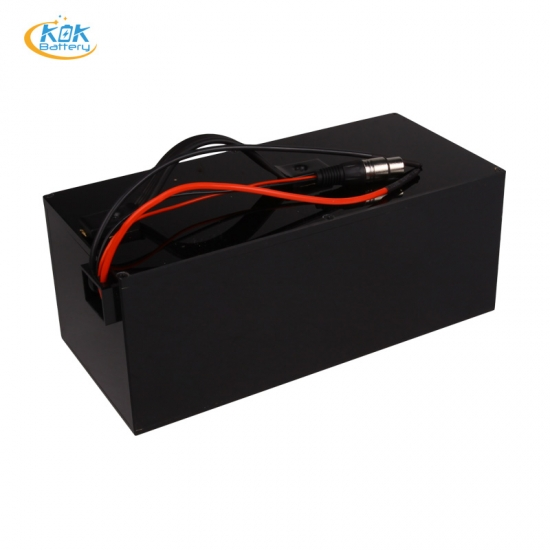 Buy Factory Price KOK POWER 60V 30AH 33Ah EBike Electric Tricycle Li-ion Battery Pack Three Wheel Battery for E rickshaw Battery
