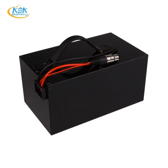 Buy Factory Price KOK POWER Rechargable Li-ion Battery Pack 60V 20AH for Electric Motorcycle EV with BMS CHARGER
