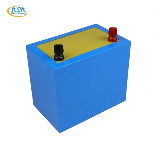Buy Factory Price KOK POWER lithium battery12v 60ah lifepo4 battery pack for electric scooter