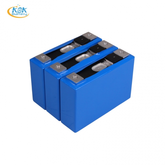 Buy Factory Price KOK POWER 24V 36V 48V Custom 3.7v 70AAh Lithium ion Prismatic Battery Cells