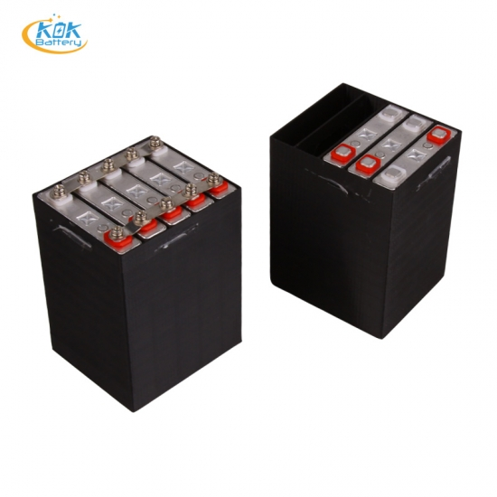 KOK POWER LTO cell 2.4v 2.9Ah lithium titanate battery