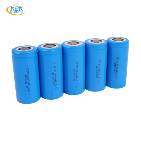 3.2v 6ah 5Ah Lifepo4 Battery Cell 32650