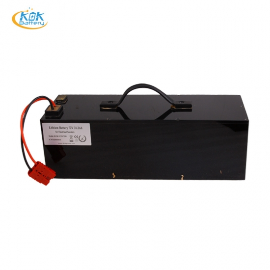 Buy Factory Price KOK POWER 72v 30ah lithium ion battery pack electric bike electric motorcycle lithium battery pack