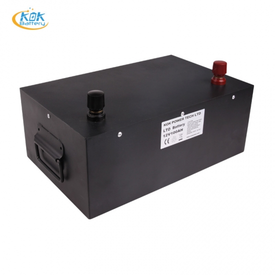 Buy Factory Price Fast Charging Solar Power Storage LTO Battery Pack 12v100Ah