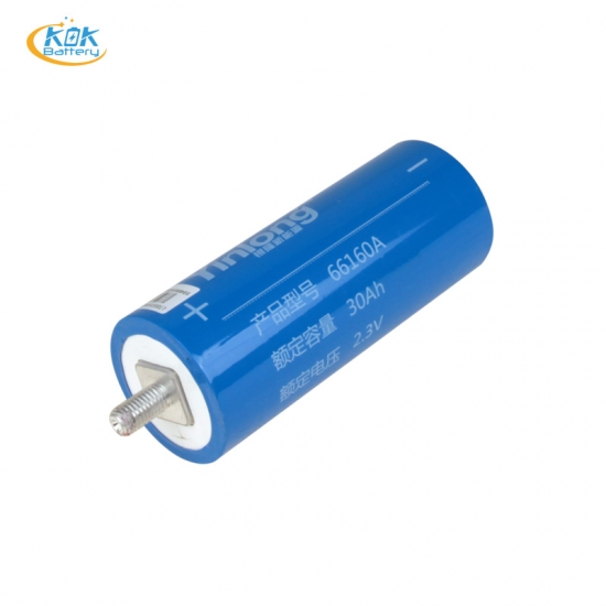 Buy Factory Price New product YINLONG LTO 66160 30ah 2.3v battery lto Lithium titanate battery