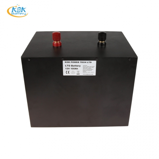 Buy Factory Price lithium battery 12v 100ah lto lithium titanate battery pack for solar storage system