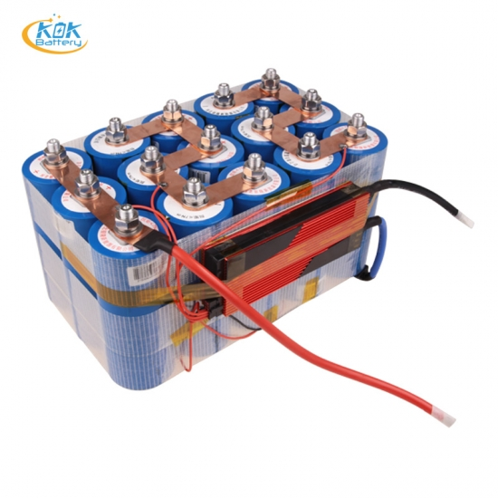 KOK POWER 5S 12V 100Ah lithiyinlong LTO 35Ah 2.3v  made KOK 5S 12v 105Ah lithium titanate car battery and solar usageum titanate oxide battery for car solar marine with lithium  titanate bms