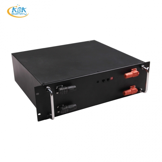 Buy Factory Price 6000 cycles Deep cycle lifepo4 battery pack 48v 50Ah/100ah/200ah/300ah solar ESS battery Telecommunication battery