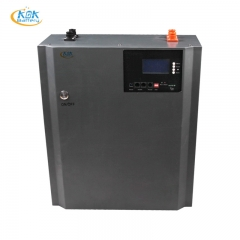 Buy Factory Price 5kw LFP Wall-Mounted Type 48 Volt Off Grid Home Energy Solar Wind Hybrid Power System Batteries