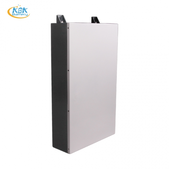 Buy Factory Price Wall-mounted  Lightweight NMC ESS Battery 48V 150Ah 7.2KWh Floor-Standing