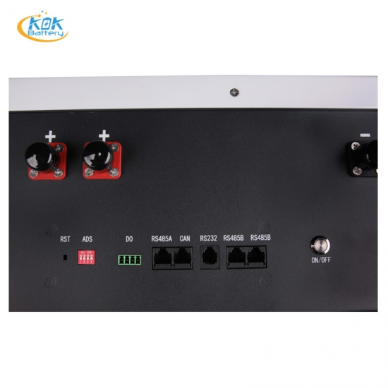 Buy Factory Price Wall-mounted LiFePO51.2V Solar Storage 16S4P 200Ah For Home Solar Energy
