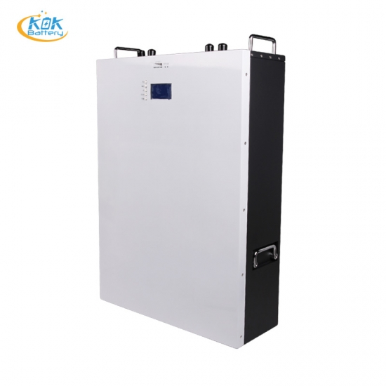 Buy Factory Price KOK ESS 10KWH LiFePO4 Solar Powerwall Battery Wind Storage System 48V 51.2V200Ah With Hybrid Inverter