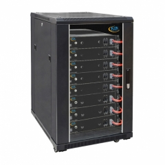 Buy Factory Price KOK 48V 50Ah Rack Mount 5KWH 10KWH 15KWH 20KWH Home Solar Battery With RS232 RS485