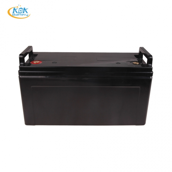 Buy Factory Price KOK POWER LiFePO4 12V120Ah Lithium Battery Energy storge EV RV Battery