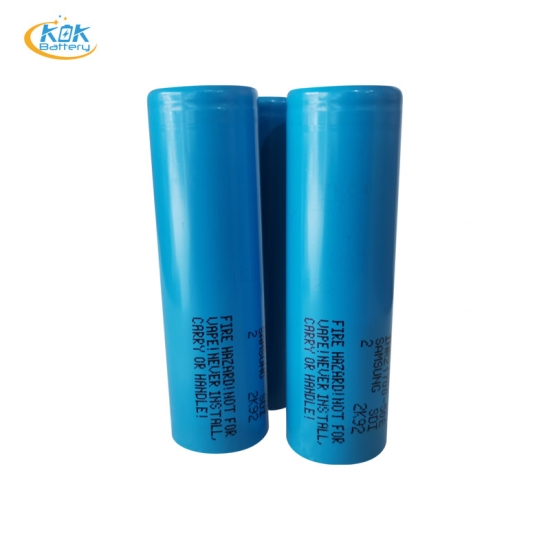 Buy Factory Price KOK POWER 21700 50E 5000mah 3.6v lithium ion battery cell for scooter battery