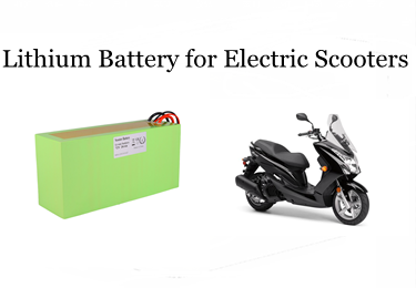 Battery for Scooter Jackhot/Inokim/Etowow.
