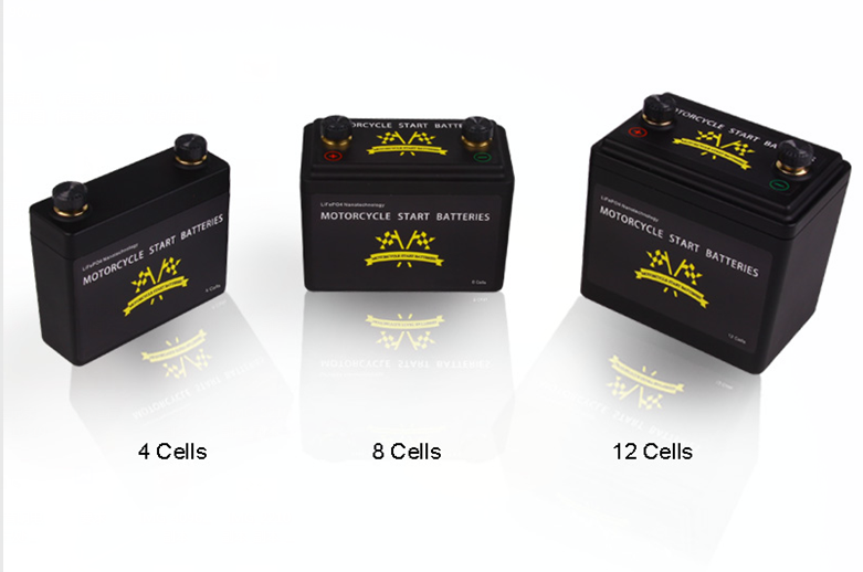 Why KOK Lithium Motorcycle Start Batteries?