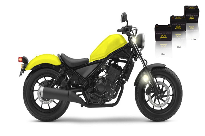Development Trend of Motorcycle and Its Battery