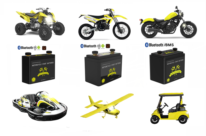Top Selling Motorcycle Batteries  for Skyric, Ducati and Yamaha Brands